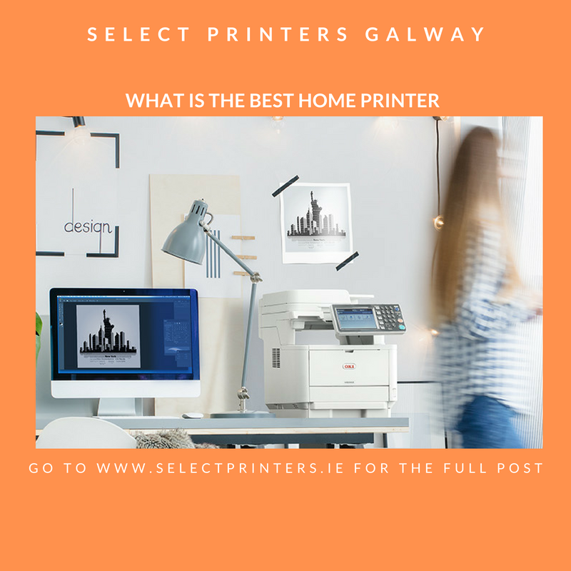 What Is The Best Home Printer Select Printers